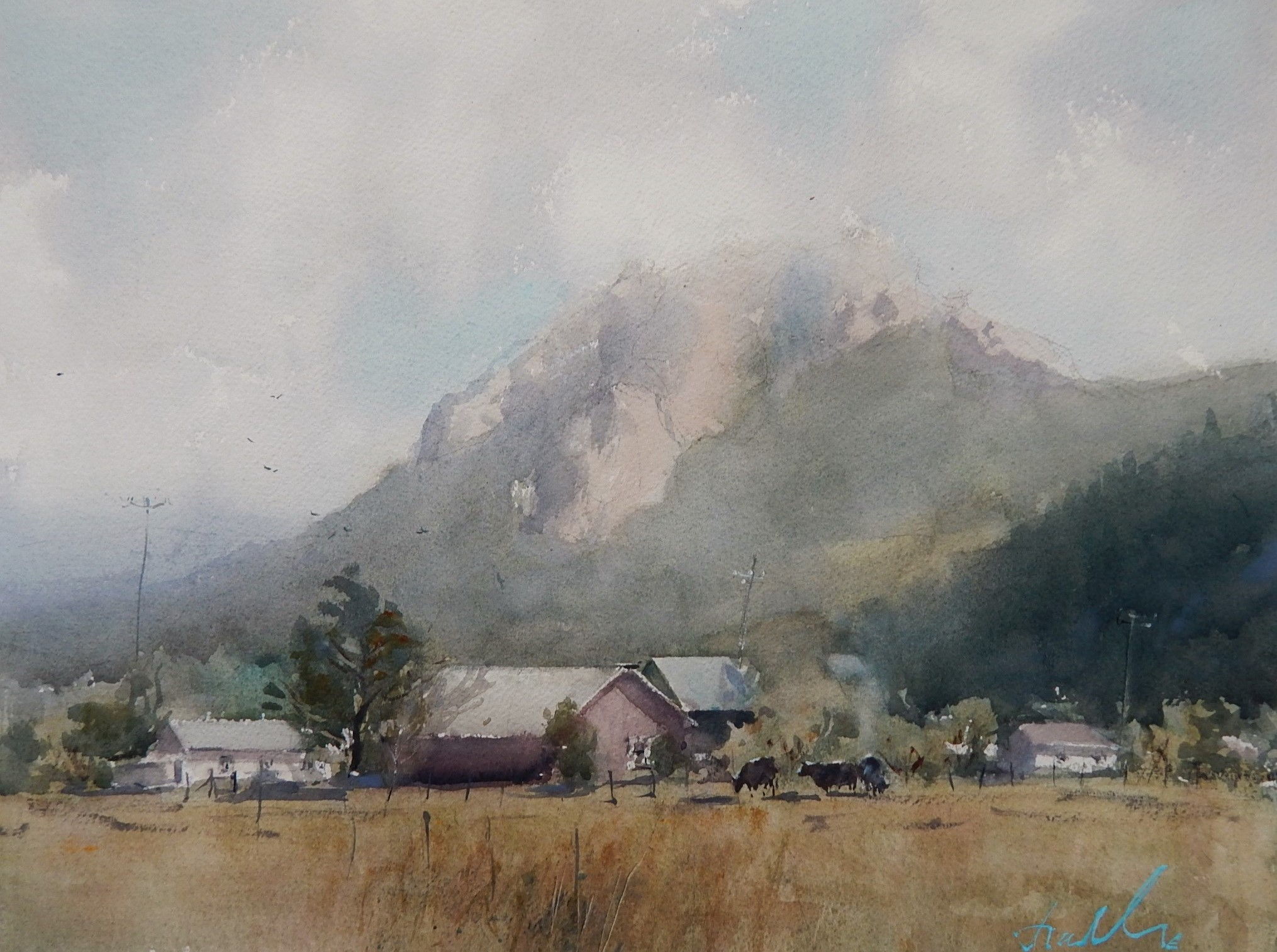 How to Paint Loose and Atmospheric Watercolors ...