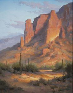 Flitner_David._West_Of_The_Superstitions._14x11._Oil._300ppi