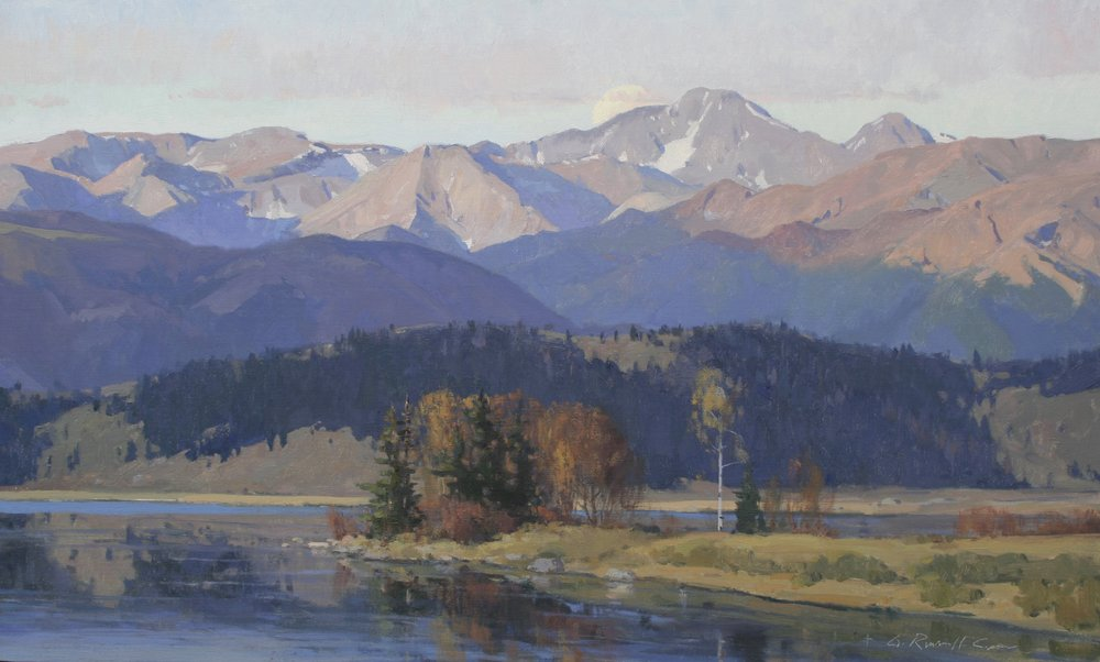 The Chill of Autumn G. Russell Case